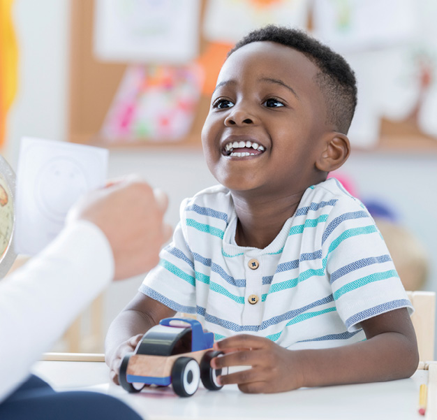 Promoting Young Childrens Social And Emotional Health Naeyc