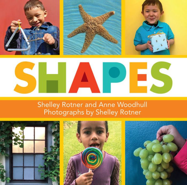 Book cover for Shapes.