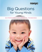 Cover of Big Questions for Young Minds: Extending Children's Thinking