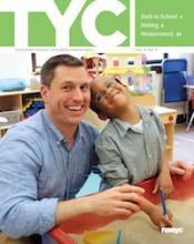 TYC August/September 2016 Issue Cover