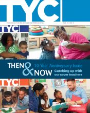 TYC August/September 2017 Issue Cover