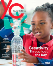 Young Children November 2017 cover