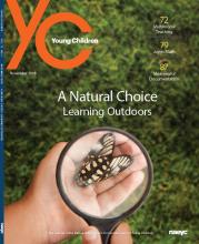YC November 2018 Issue Cover