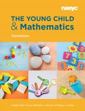Cover of The Young Child and Mathematics, Third Edition