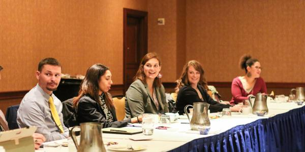 Young Professional Advisory Council at NAEYC Annual Conference 2017