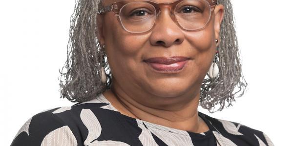 NAEYC president, Ann McClain Terrell