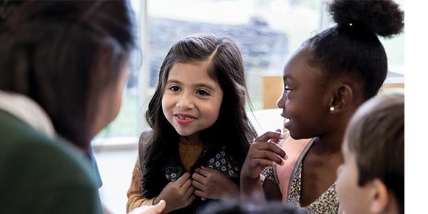 It's easy to fall into a routine of asking your child simple questions. Many yes, no, or other one-word response questions are n