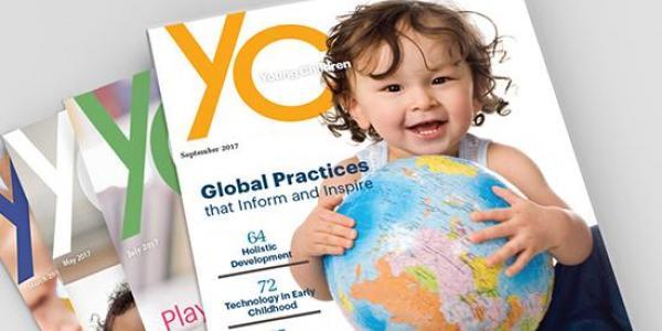 Young Children journals
