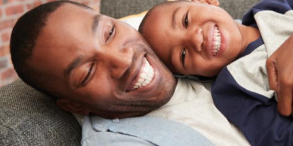 Padre y hijo