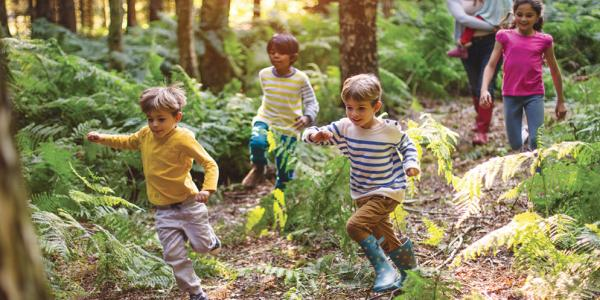 The Unsafe Child Less Outdoor Play Is >> Our Proud Heritage Outdoor Play Is Essential To Whole Child