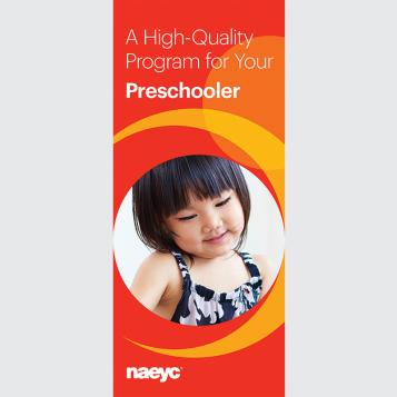 A High-Quality Program for Your Preschooler