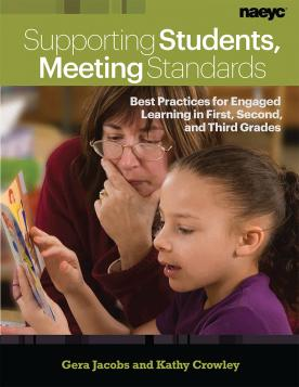 Cover of Supporting Students, Meeting Standards