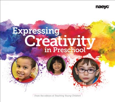 cover of Expressing Creativity in Preschool