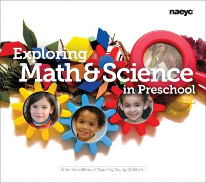 cover of Exploring Math and Science in Preschool
