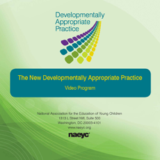 The New Developmentally Appropriate Practice DVD-ROM