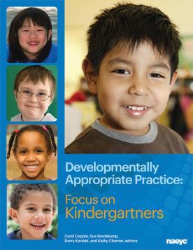 DAP Kindergarten Book