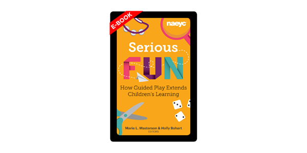 Serious Fun e-book cover