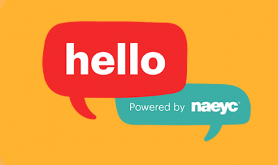 Logo of hello