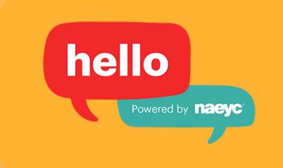 Logo of hello