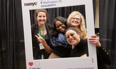 NAEYC's Global Engagement Department