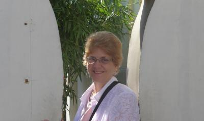 Carolyn Pope Edwards in China