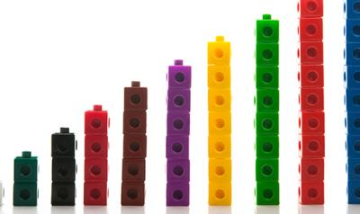 Ascending blocks