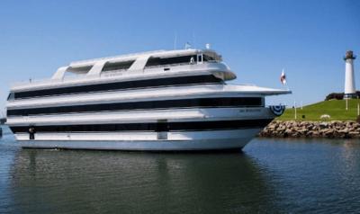 The Sir Winston Yacht sailing on Long Beach