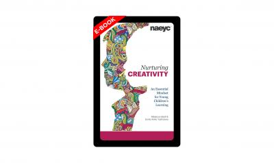 Nurturing Creativity Ebook cover