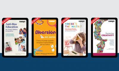 image of 4 e-books