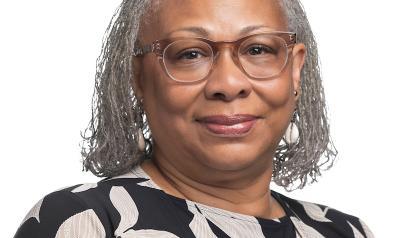 a portrait of ann mcclain terrell, naeyc president