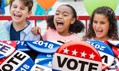 Voter banner
