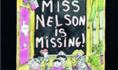 Cover of Harry Allard's Miss Nelson Is Missing!.