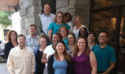 NAEYC affiliate group photo