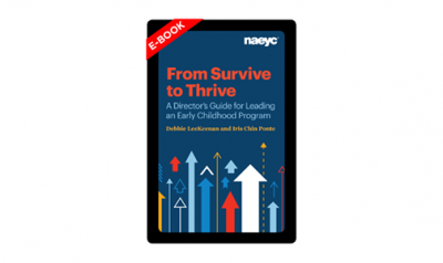 Book cover of from Survive to Thrive