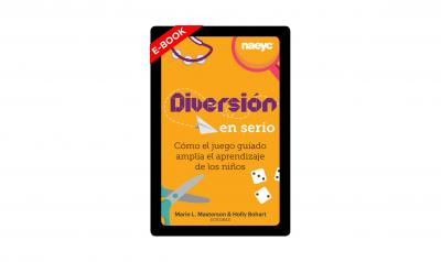 book cover of the spanish e-book version of Serious Fun