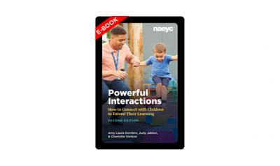 Cover of Powerful Interactions book