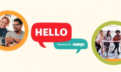 Image of the Hello banner