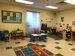 an early childhood classroom