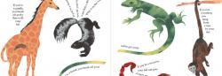 Children's book illustrations of animals