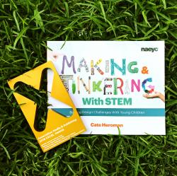 Making and Tinkering book and award
