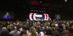 Thousands of early learning professionals gathered at NAEYC's 2017 Annual Conference