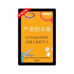 e-book cover of Serious Fun (Mandarin)