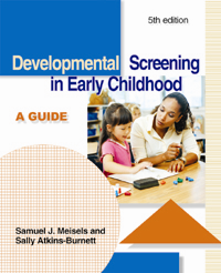 Developmental Screening in Early Childhood: A Guide, Fifth Edition