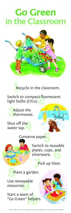 Go Green in the Classroom