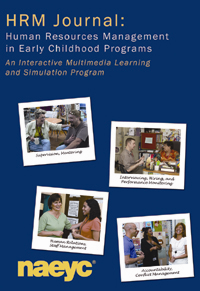 HRM Journal: Human Resources Management in Early Childhood Programs (DVD-ROM)
