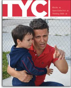 TYC October/November 2013 Issue Cover