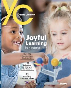 Young Children March 2018 Issue