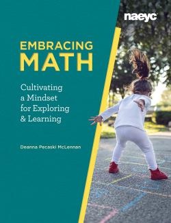 Cover of Embracing Math: Cultivating a Mindset for Exploring and Learning