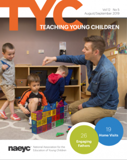 TYC August/September 2019 Issue Cover