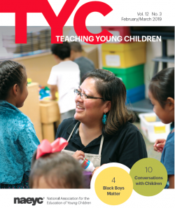 TYC February/March 2019